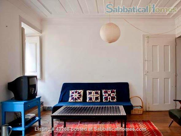 SabbaticalHomes - Home for Rent Lisbon Portugal, Spacious ...