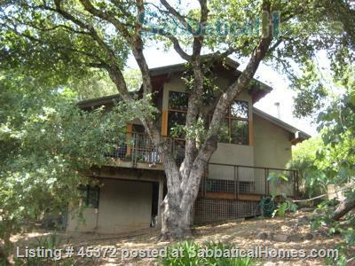 SabbaticalHomes - Home for Rent or Home Exchange / House Swap Kenwood California 95452 United States of America, Perfect Sabbatical home in California