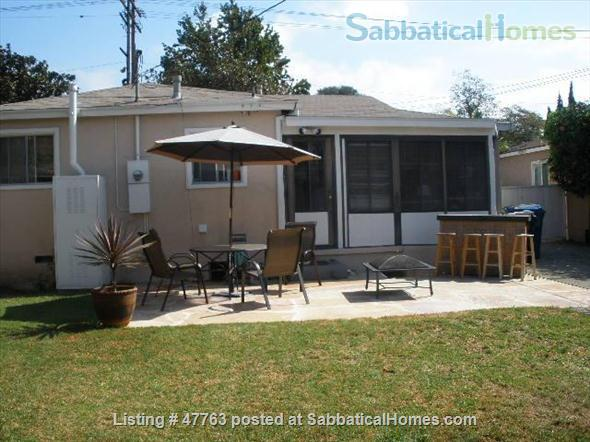 Sabbaticalhomes home for rent los angeles california for Month to month rental los angeles