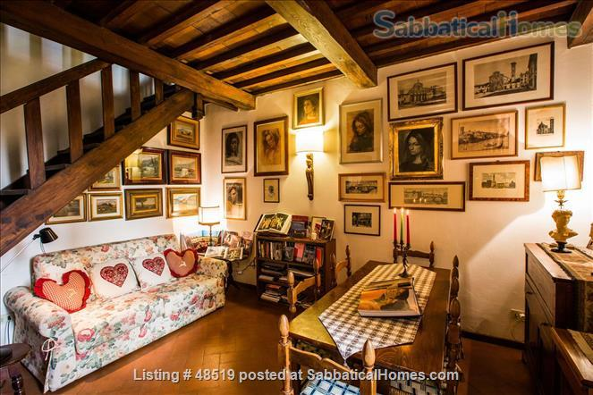 Sabbaticalhomes Home For Rent Florence 50122 Italy