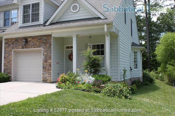 Sabbaticalhomes home for rent durham north carolina united states of america furnished for 2 bedroom townhouse in durham nc