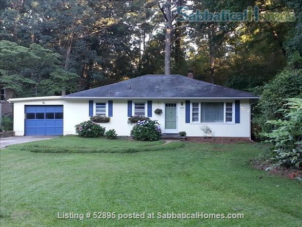 Sabbaticalhomes home for rent chapel hill north carolina for American homes for rent