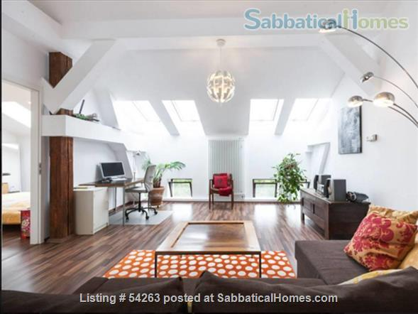 Sabbaticalhomes Home For Rent Berlin Germany Penthouse Apartment