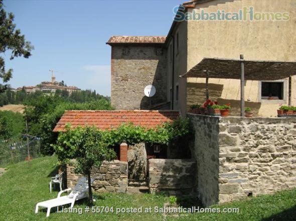 SabbaticalHomes com - Lippiano Italy Home Exchange, House for Rent