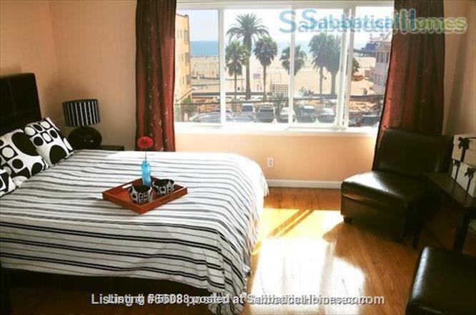 Sabbaticalhomes home for rent santa monica california for House sitting santa monica