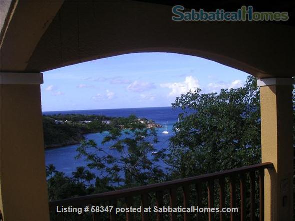Sabbaticalhomes Com Water Island Virgin Islands United