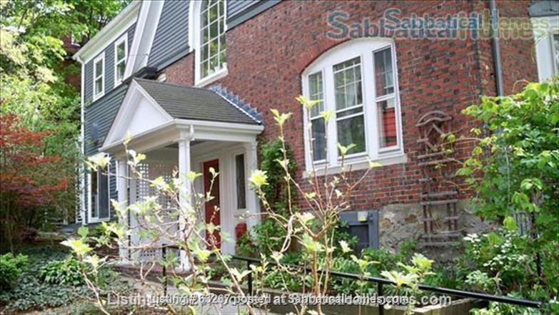Sabbaticalhomes Home For Rent Brookline M Achusetts 02446 United States Of Americaious Four Bedroom House In Brookline
