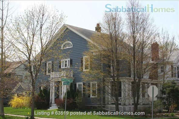 SabbaticalHomes   Home For Rent Syracuse New York 13210 United States Of  America, Beautifully Remodeled 4 BR Colonial, 2