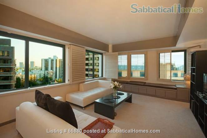 SabbaticalHomes   Home For Rent Or House To Share Los Angeles California  90024 United States Of America, Los Angeles High Rise Condo In