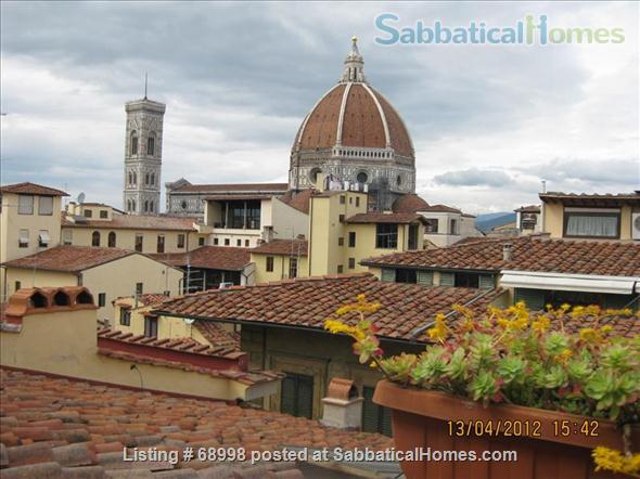 Florence Italy Home Exchange House