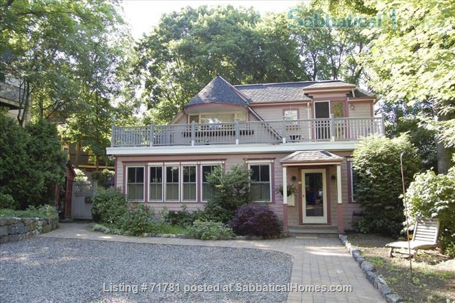SabbaticalHomes - Home for Rent Brookline Massachusetts