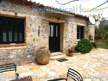 SabbaticalHomes   Home For Rent Stoupa Greece, Stone Bungalow Sleeps 5, Less