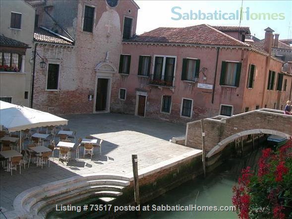 Sabbaticalhomes Home For Rent Venice 30135 Italy A