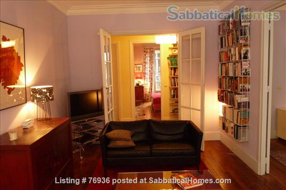 SabbaticalHomes   Home For Rent Paris 75015 France, Comfort, Style,  Convenience On