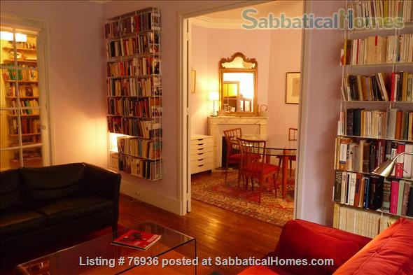 Sabbaticalhomes Home For Rent Paris 75015 France