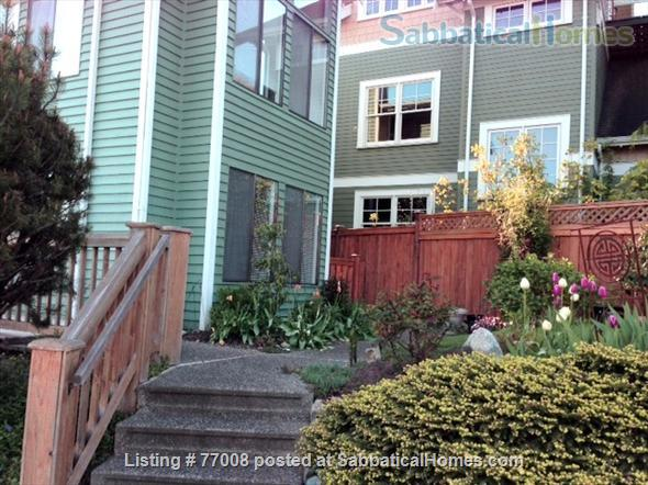Sabbaticalhomes Home For Rent Seattle Washington 98103 United States Of America 1 Bedroom