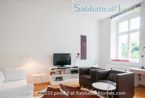 Sabbaticalhomes Home For Rent Berlin 10115 Germany