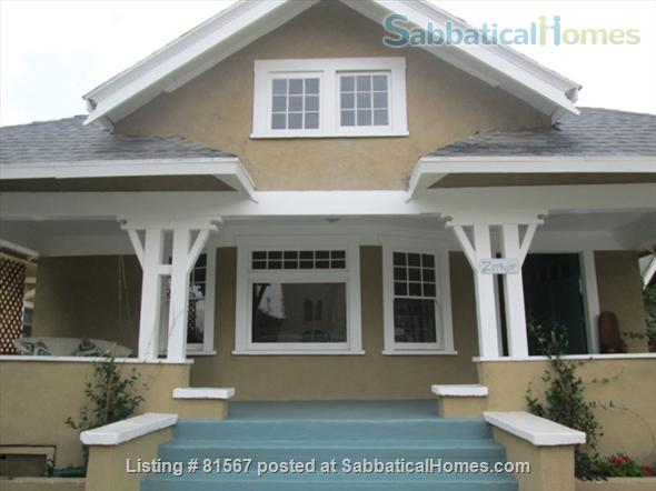 Sabbaticalhomes Home For Rent Los Angeles California 90018 United States Of America Adorable