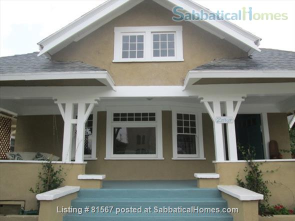 Sabbaticalhomes home for rent los angeles california for American homes for rent