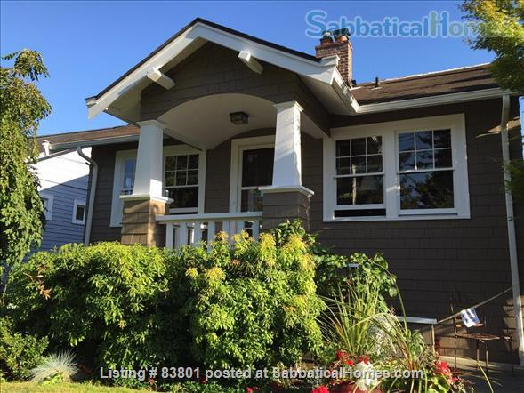 Sabbaticalhomes Home For Rent Seattle Washington 98103 United States Of America Wallingford