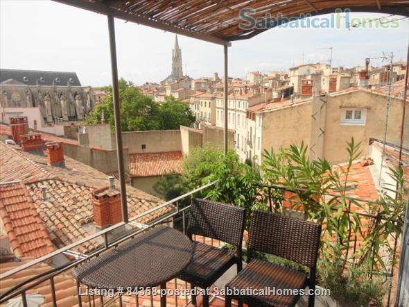 Montpellier France House For Rent