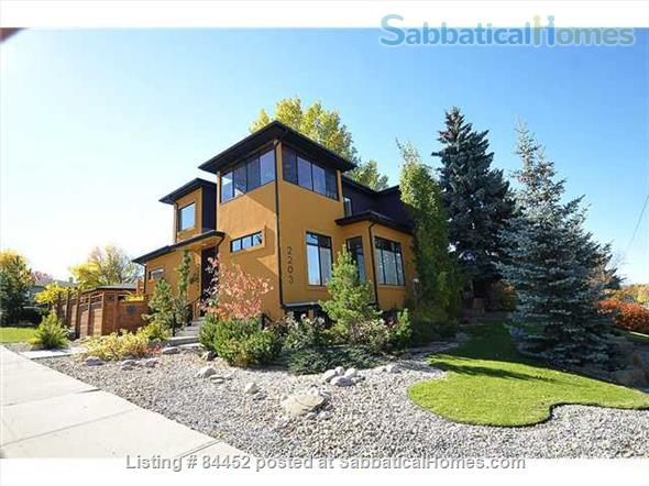 SabbaticalHomescom Calgary Canada Home Exchange House