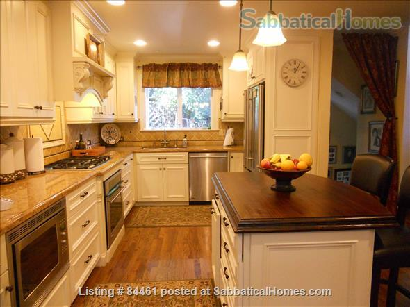 Sabbaticalhomes home for rent redwood city california for 2 kitchen homes for rent