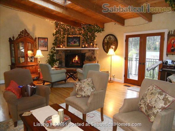 Sabbaticalhomes Home For Rent Redwood City California