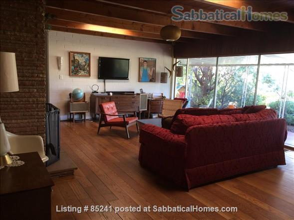 Perfect SabbaticalHomes   Home For Rent Or Home Exchange / House Swap Albuquerque  New Mexico United States Of America, Midcentury Modern Garden Home Near