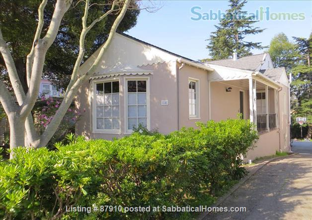 Sabbaticalhomes Home For Rent Berkeley California 94709 United States Of America 2 Bedroom House Apartment