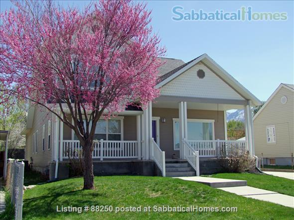 Salt Lake City Utah United States Of America House For Rent Furnished
