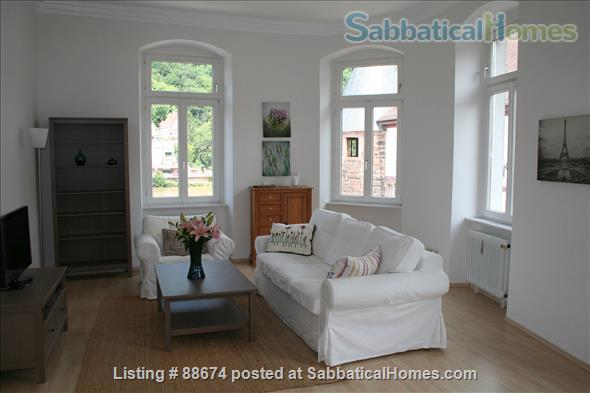 SabbaticalHomes.com   Heidelberg Germany House For Rent, Furnished Home  Rentals, Lettings And Sublets Heidelberg