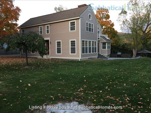 Sabbaticalhomes home for rent williamstown massachusetts for American homes for rent