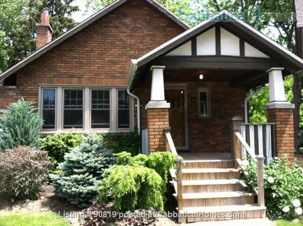 SabbaticalHomes.com - London Canada House for Rent ...