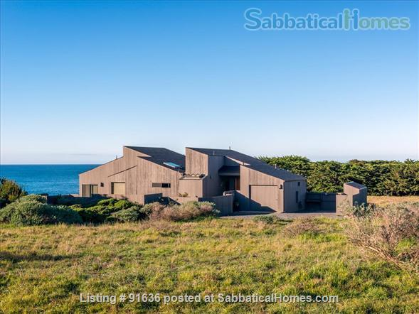 Sabbaticalhomes Home For Rent Sea Ranch California 95497