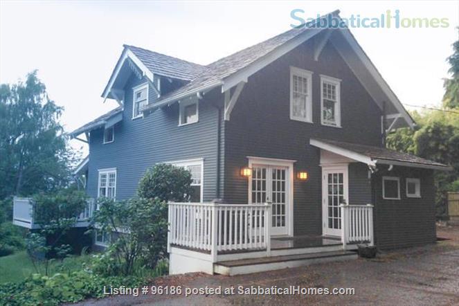 Seattle Washington United States Of America Home Exchange House Swap