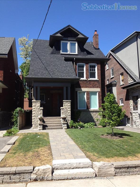 Toronto Ontario Canada Home Exchange