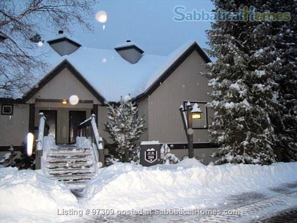 Sabbaticalhomes Com Whistler Canada Home Exchange House
