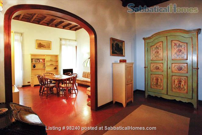 Sabbaticalhomes Home For Rent Rome 00186 Italy Charming
