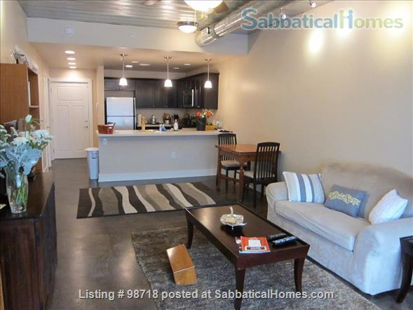 98718  Lawrence  KS Downtown Loft Apt Rental. SabbaticalHomes com   Lawrence Kansas United States of America