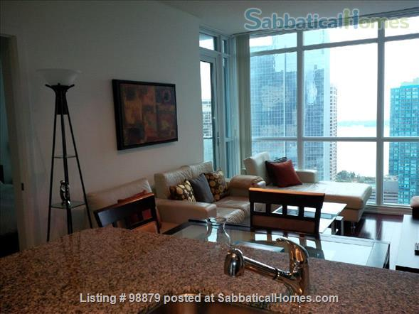 rent toronto ontario m5j 0a7 canada downtown furnished 2 bedroom